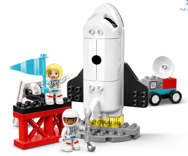 レゴ新製品『10283 スペースシャトル』5月1日発売(2021)