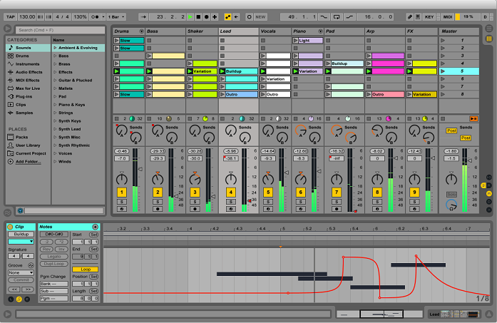 Ableton Live Suite 9.7.1 Full Crack