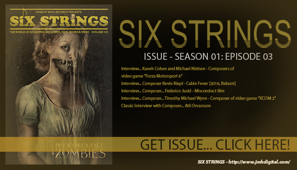 Six Strings - Issue 3 [2016]