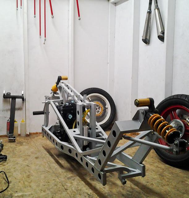 Robert Horn RoHorn Racer Chassis