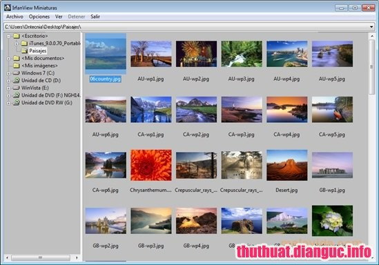 Download IrfanView 4.52 Commercial Full Key