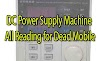 DC Power Supply Machine All Reading for Dead Mobile