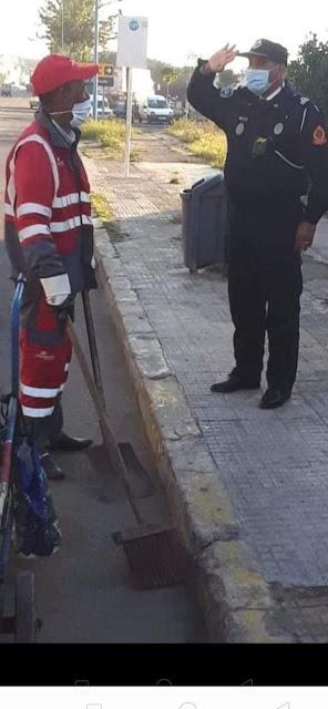 شاهد الصورة التي أشعلت المغاربة في كل  المواقع التواصل الاجتماعي