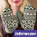 Minaret Mittens, from knit.purl magazine