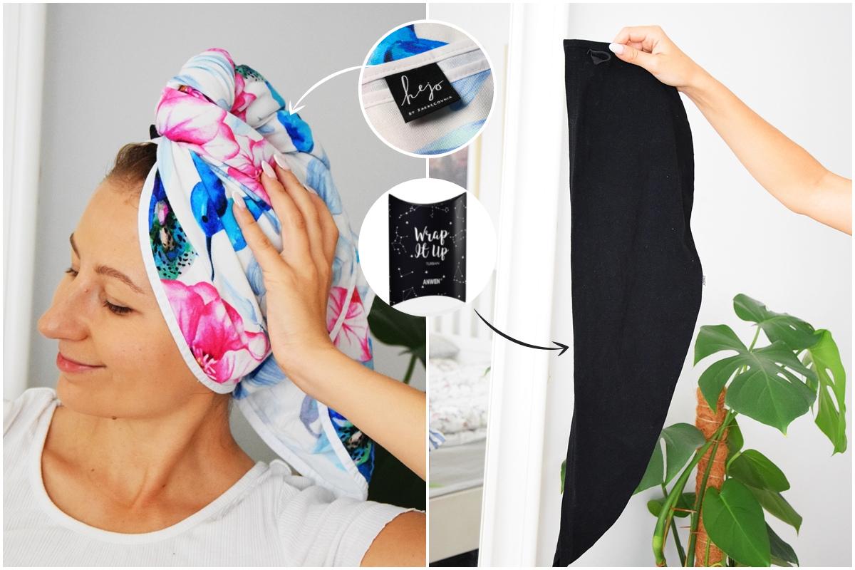 Ręcznik Hejo by Zakręcovnia czy Turban Wrap It Up Anwen ? Który produkt wybrać?