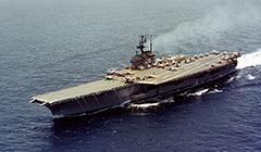 USS Forrestal Aircraft Carrier