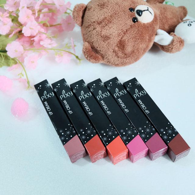 pixy,lipstick