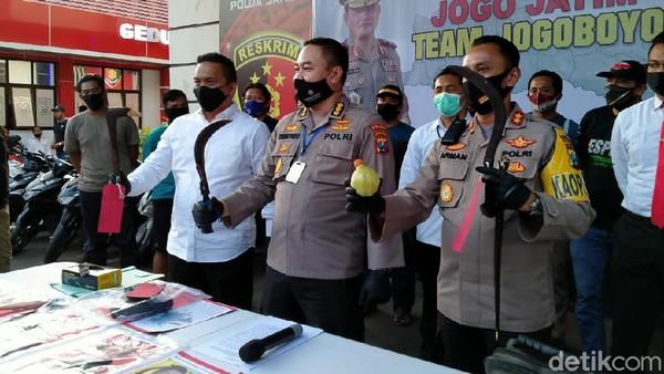 Begal yang telah  Dikirim ke Akhirat Pernah Celurit Anggota TNI Hingga Meninggal