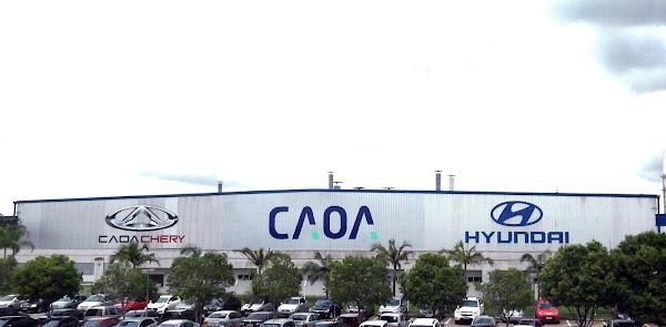 Caoa - Fábrica de Anápolis