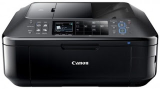 Canon Pixma MX715 Review