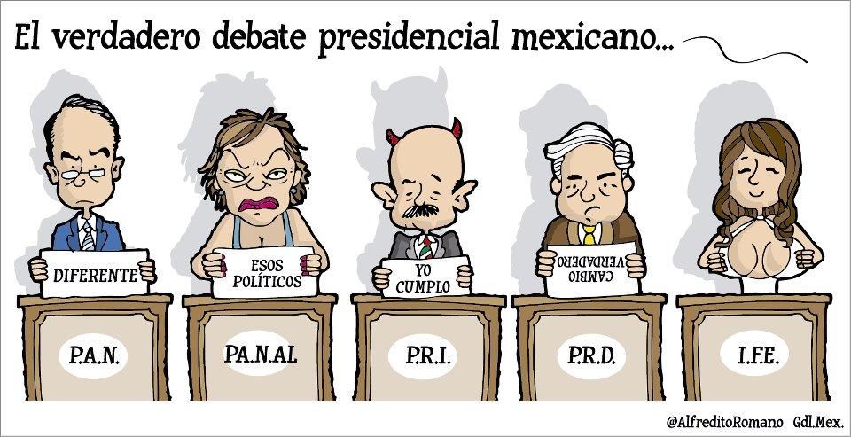 El verdadero Debate - Alfredito Romano