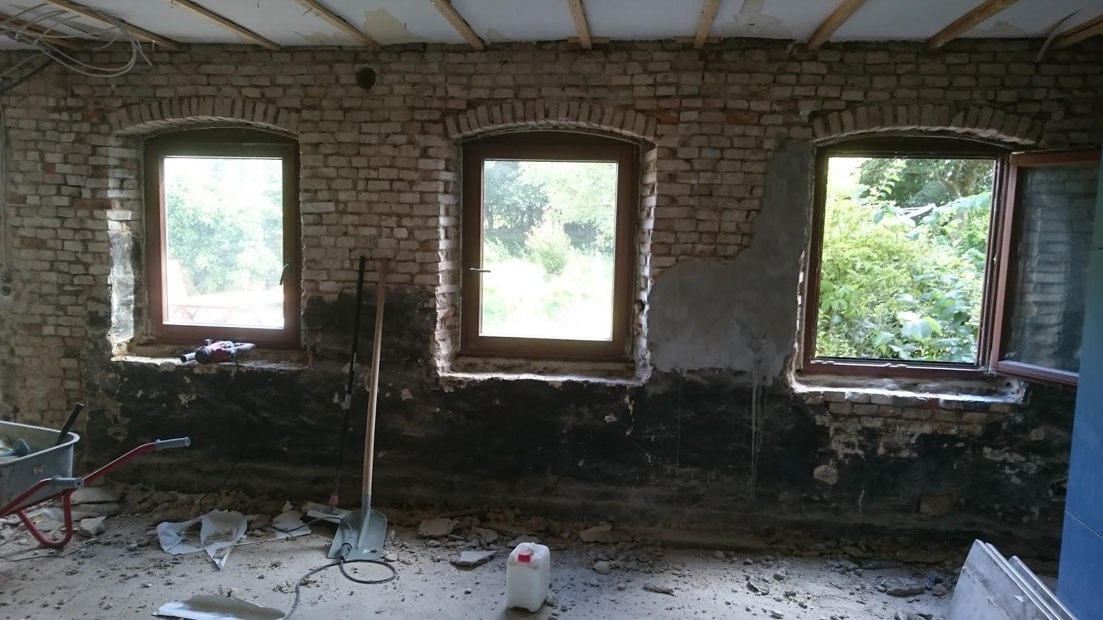Super Vollgas ohne Ahnung: Wände und Decken FE05