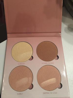 revue Palette d'enlumineurs Glow Kit -That Glow Anastasia Beverly Hills