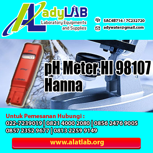 0821 4000 2080 Jual pH Meter Hanna Ady Water