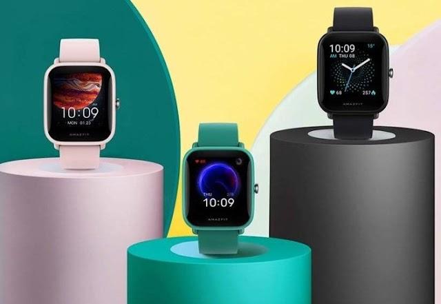 Amaz fit Bip U Smart watch