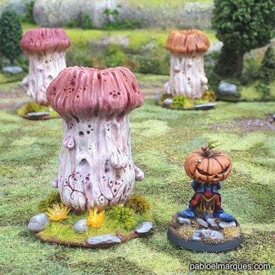 Tathea Cyst Fungus