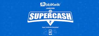 Mobikwik Launches Supercash