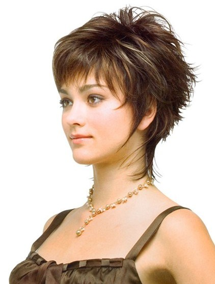 Incredible Short Medium Blonde And Brown Hairstyles Ideas For Young Women Hairstyles For Men Maxibearus
