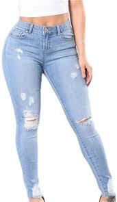 Pantalones Rotos De Moda Para Mujeres 2021 Pantalones De Mezclilla Corte Colombiano Mayoreo Para Dama