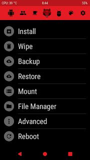 Pengertian serta kegunaan TWRP di smartphone android