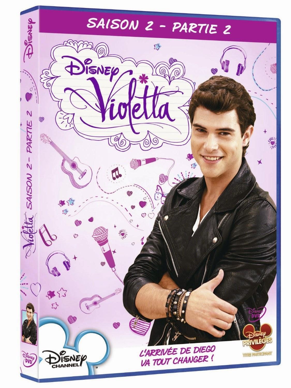 Violetta Dvd Staffel 1 Komplett