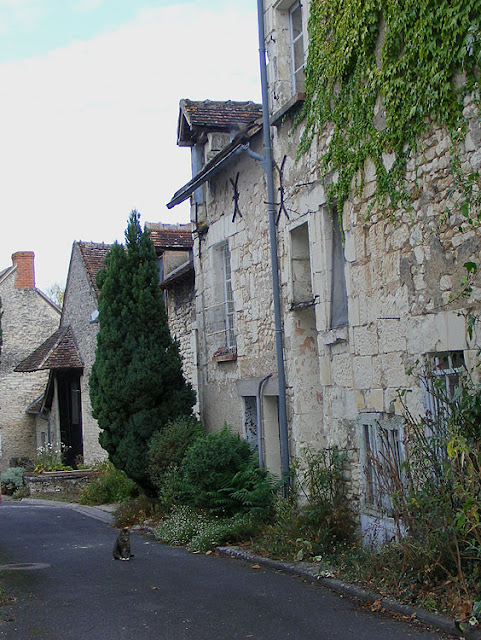 Chambon. Indre et Loire. France. Photo by Loire Valley Time Travel.