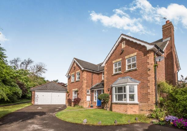 Harrogate Property News - 4 bed detached house for sale Queen Ethelburgas Gardens, Harrogate, North Yorkshire, Harrogate HG3