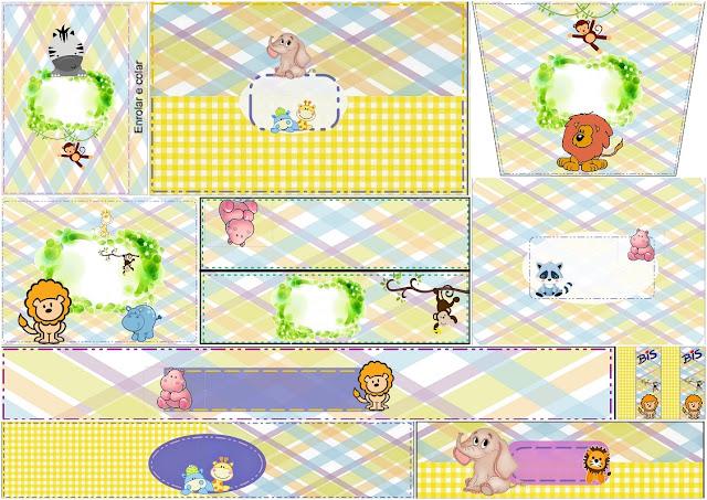 La Selva Bebés: Etiquetas para Candy Bar para Imprimir Gratis.