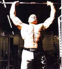 Brock Lesnar workout and Diet Secret   Muscle world