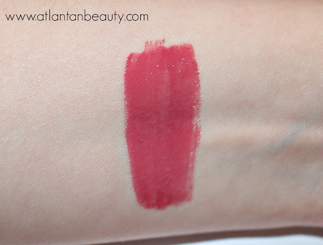 City Color Hi-Intense Lip Paint Swatch