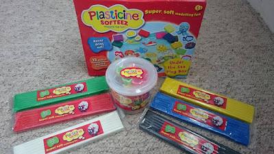 Softeez Plasticine Review
