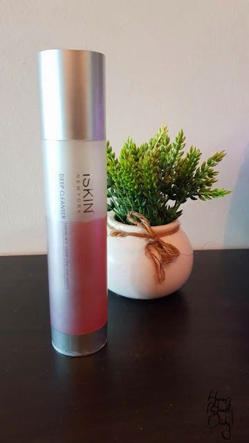 Review; ISKIN's Deep Cleanser