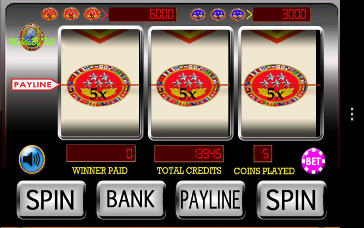 Maximum jackpot slot machine