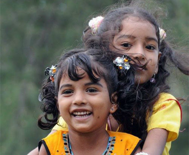 5. A child does not feel lonely when he or she has a sister.