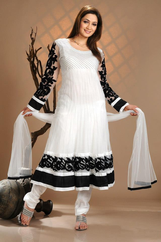 Indian Anarkali Frocks Fashion 2013 2014 Anarkali Frocks