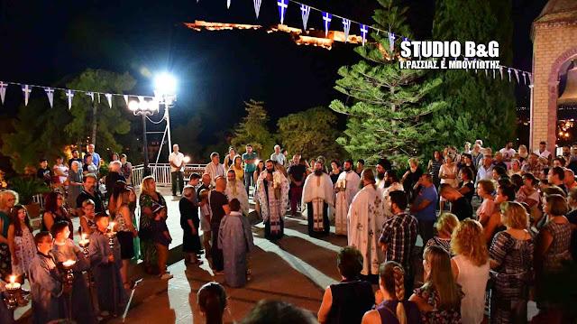 Εορτή του Αγίου Φανουρίου - Εκατοντάδες φανουρόπιτες στο Ναύπλιο (βίντεο)