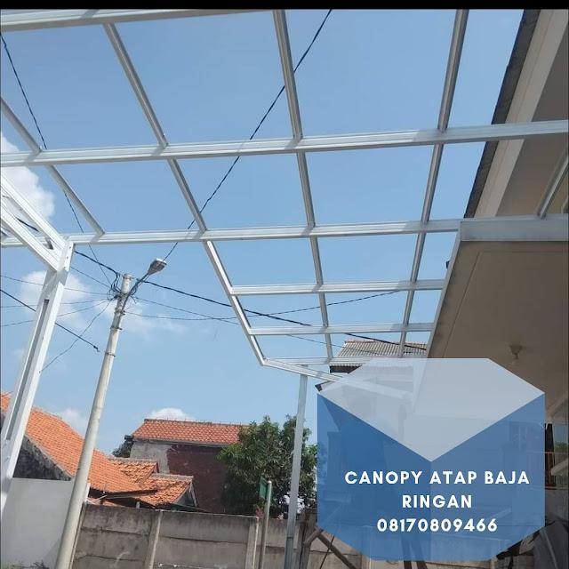 harga ongkos pasang atap baja ringan jasa pemasangan rangka 08170809466
