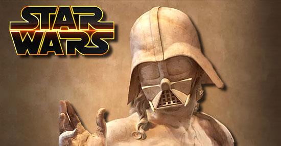 Star Wars: os personagens de Guerra nas Estrelas como você nunca viu!