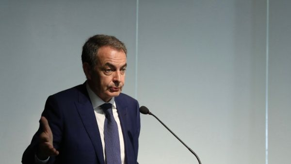 Rodríguez Zapatero destaca diálogo político en Venezuela
