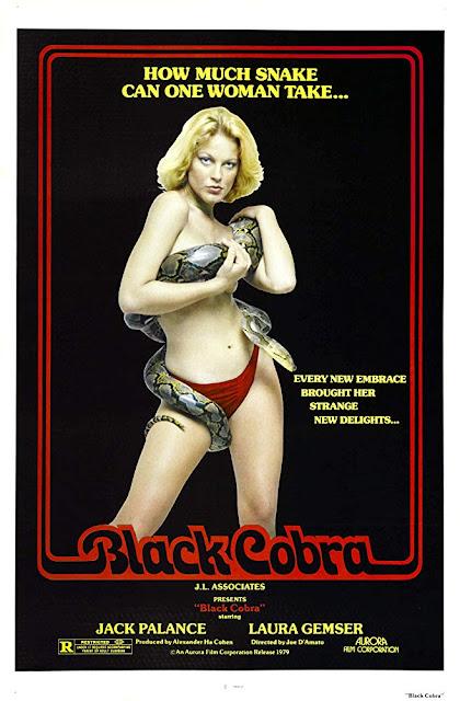 poster Black Cobra Woman 1976 Full Movie Download Dual Audio 720p