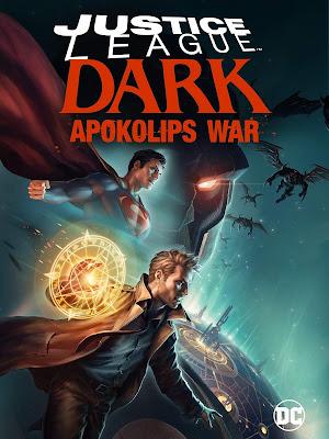 Justice League Dark Apokolips War