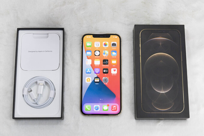 Thống kê cho thấy iPhone 12 Pro Max bán chạy nhất Việt Nam