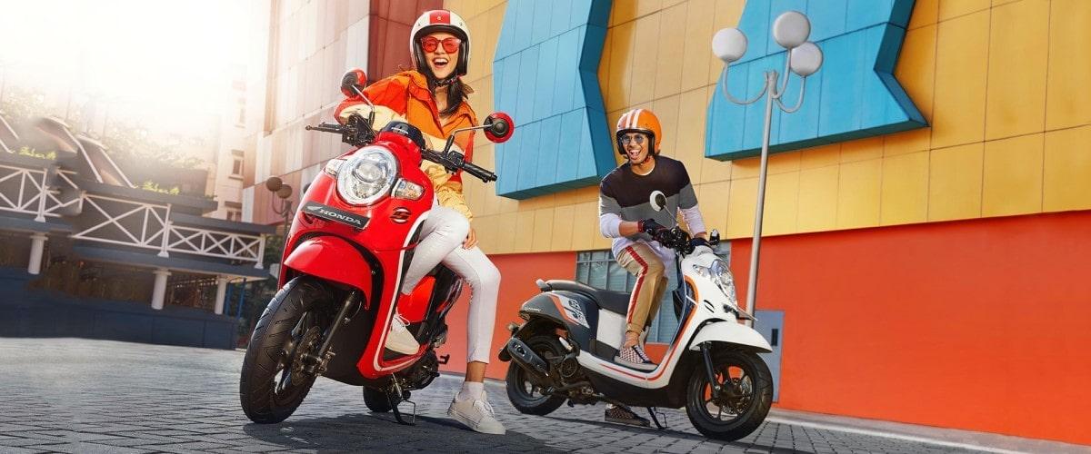 Makin Canggih, Honda Scoopy Hadir dengan Fitur Baru