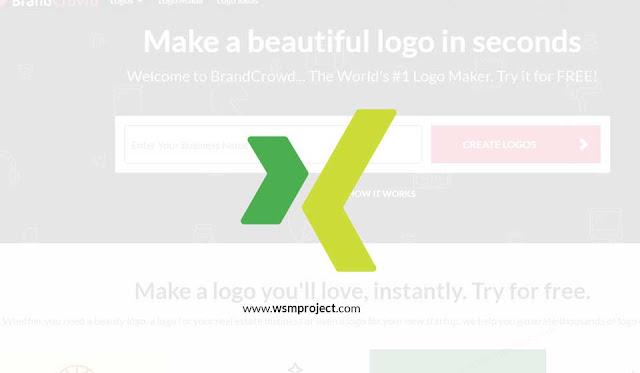 cara buat logo online di komputer