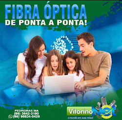 Vitorino Net Fibra Óptica