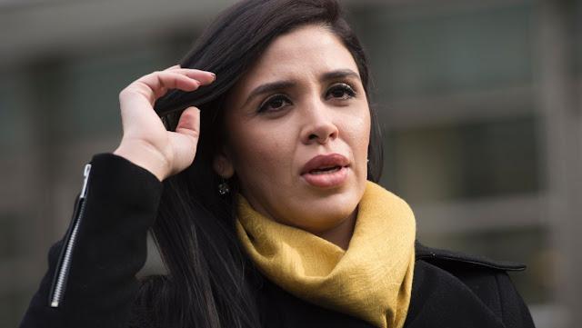 """Esposa de """"El Chapo"""" arrestada por tráfico internacional de drogas"""