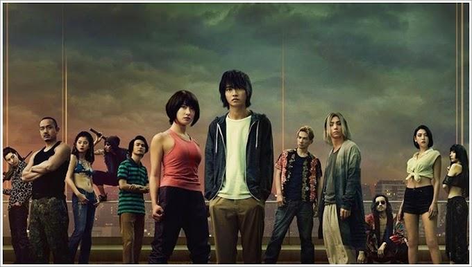 Drama Jepun | Alice in Borderland (2020)
