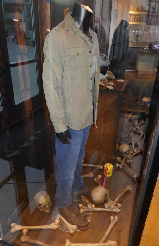 Will Smith Gemini Man Junior costume