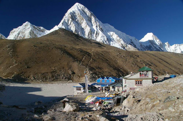 Everest Kala Patthar