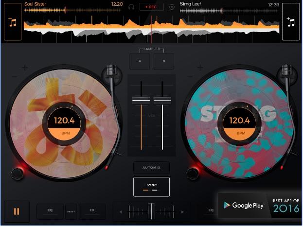 Aplikasi DJ Remix Android